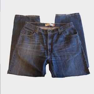 Levi's 559 Relaxed Straight Professionally Hemmed
